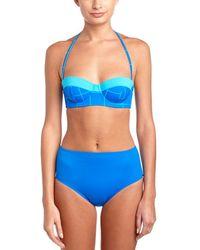 Spanx - ® Mid Waist Swim Bottom - Lyst