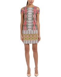 Maggy London - Shift Dress - Lyst