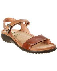 Naot - Mozota Leather Sandal - Lyst