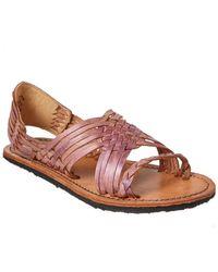 Bed Stu - Avery Leather Sandal - Lyst