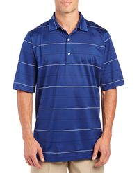 Fairway & Greene - The Rolling Stripe Polo Shirt - Lyst