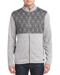 Merrell - Kolchak Full Zip Sweater - Lyst