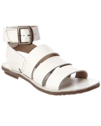 Fly London - Brou Leather Sandal - Lyst