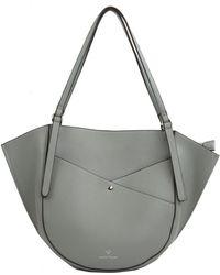 Nanette Lepore Madisyn Double Handle Shoulder Bag (eucalyptus) Bags