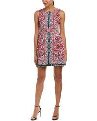 Nanette Lepore - Shift Dress - Lyst