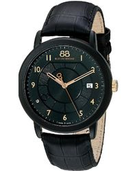 88 Rue Du Rhone - Men's Leather Watch - Lyst