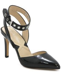 Adrienne Vittadini - Nikki Leather Pump - Lyst