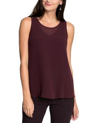NIC+ZOE - Sheer Collection Top - Lyst