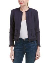 Rebecca Taylor - Slub Suiting Jacket - Lyst