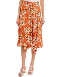 Rachel Pally - Wrap Skirt - Lyst