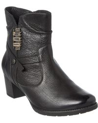 Mephisto - Women's Delora Leather Ankle Boot - Lyst
