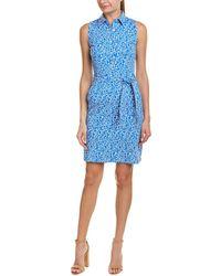 J.McLaughlin - Catalina Cloth Sheath Dress - Lyst