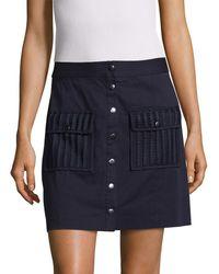 Zac Zac Posen - Lizzie Mini Skirt - Lyst