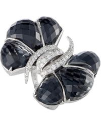Stephen Webster - 18k 48.94 Ct. Tw. Diamond & Gemstone Ring - Lyst