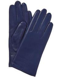 Badgley Mischka - Leather Glove - Lyst