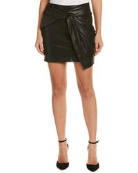 Ella Moss - Bow Pencil Skirt - Lyst