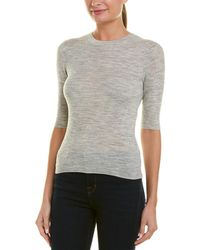 Vince - Ribbed Wool Jumper - Lyst