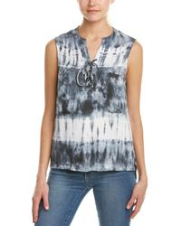Gypsy 05 - Lace Front Tank - Lyst