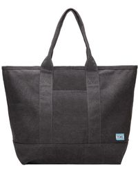 TOMS - Canvas Tote - Lyst