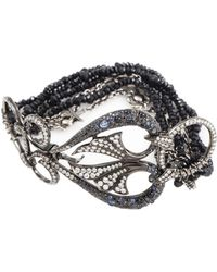 Stephen Webster - 18k & Rhodium 0.77 Ct. Tw. Diamond & Gemstone Bracelet - Lyst