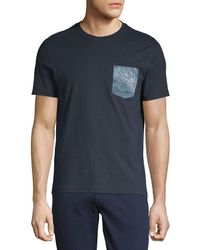 Original Penguin - Palm-leaf T-shirt - Lyst