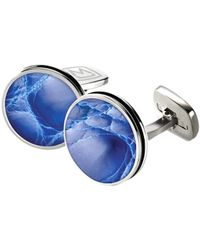 M-clip - Stainless Steel Cufflinks - Lyst