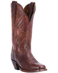 Dan Post - Women's Darby Leather Boot - Lyst