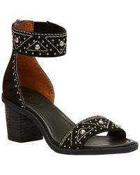 Frye - Brielle Deco Back Leather Sandal - Lyst
