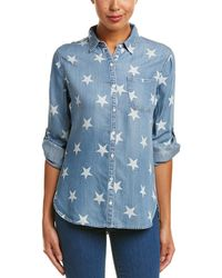 Sneak Peek - Star Shirt - Lyst