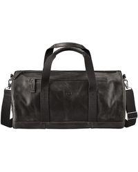 Timberland - Tuckerman Genuine Leather Duffel Bag - Lyst