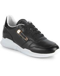 John Galliano Leather Sneaker