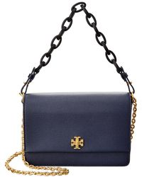 Tory Burch - Kira Leather Shoulder Bag - Lyst
