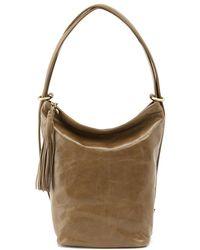 Hobo - Blaze Leather Bucket Backpack - Lyst