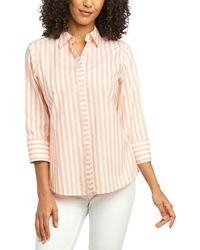 Foxcroft - Oxford Stripe Shirt - Lyst