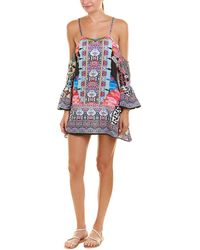 Debbie Katz - Sansibar Cover-up Dress - Lyst