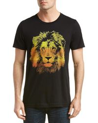 Arka - Serengeti Lion Tee - Lyst