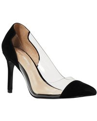 Charles David - Genuine Suede Pump - Lyst