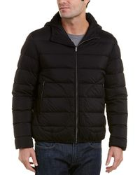 65e9fdc9d6a3 Herno Polar Tech Quilted Down Jacket in Blue for Men - Lyst