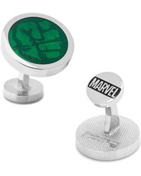 Star Wars - Marvel Hulk Fist Cufflinks - Lyst