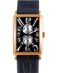 Franck Muller - Men's Alligator Watch - Lyst