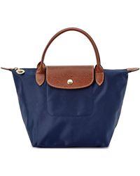 Longchamp - Le Pliage Small Nylon Handbag - Lyst