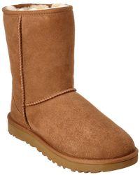 UGG Classic Short Ii Water-resistant Twinface Sheepskin Boot