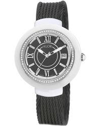 Alor - 37mm Cavo Diamond Rope Watch - Lyst