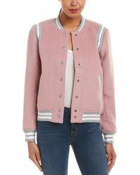 Parker - Vera Wool-blend Jacket - Lyst