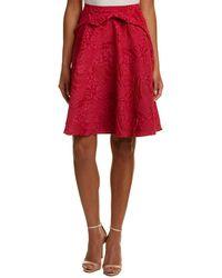 Eva Franco - Brocade A-line Midi Skirt - Lyst
