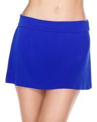 Magicsuit - Solid 18 Tennis Skirt - Lyst