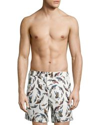 La Perla - Printed Swimming Trunk - Lyst