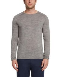 Daniel Hechter Raw Edge Wool Sweater