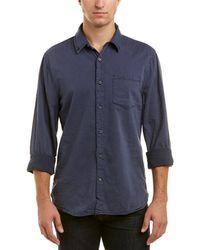 Joe's Jeans - Joe?s Jeans Harry Twill Woven Shirt - Lyst