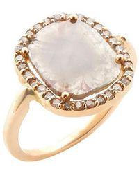 Adornia - Fine 18k 0.30 Ct. Tw. Diamond Ring - Lyst